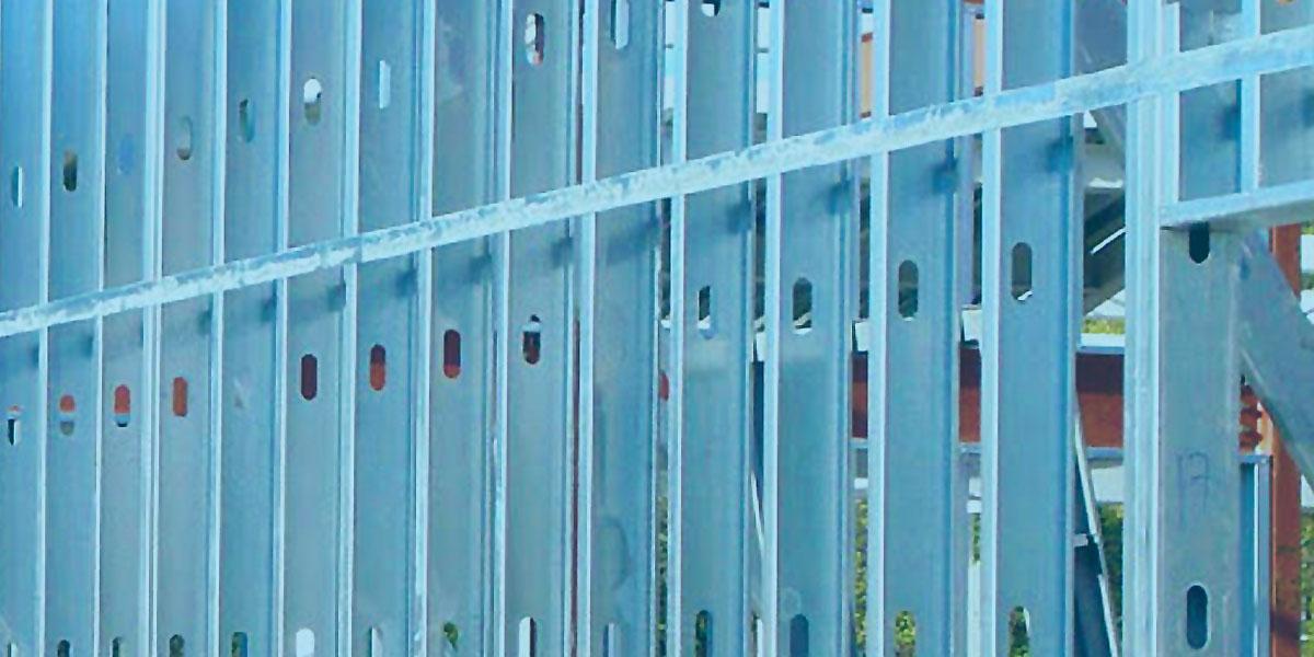 Steel Framing/Metalcon: Los estabilizadores o bloqueadores al giro